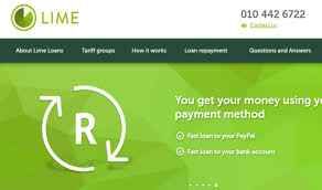 Lime Loans Online