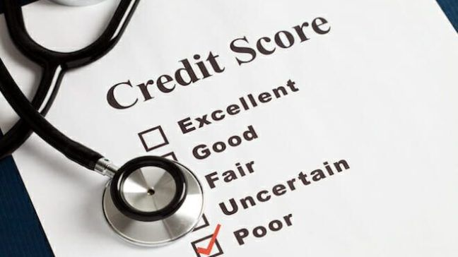 Low Credit Score Loan